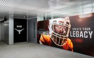 University of Texas (UT) Locker Room